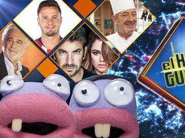 La próxima semana visitarán 'El Hormiguero 3.0' Plácido Domingo, Saúl Ñíguez, Blanca Suárez, Arturo Valls y Karlos Arguiñano