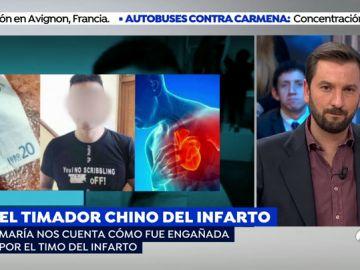 Alerta en Madrid por el 'timo del chino del infarto' en el que han caído decenas de vecinos