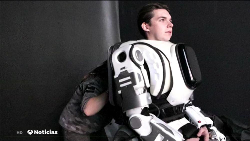 El verdadero robot Borís