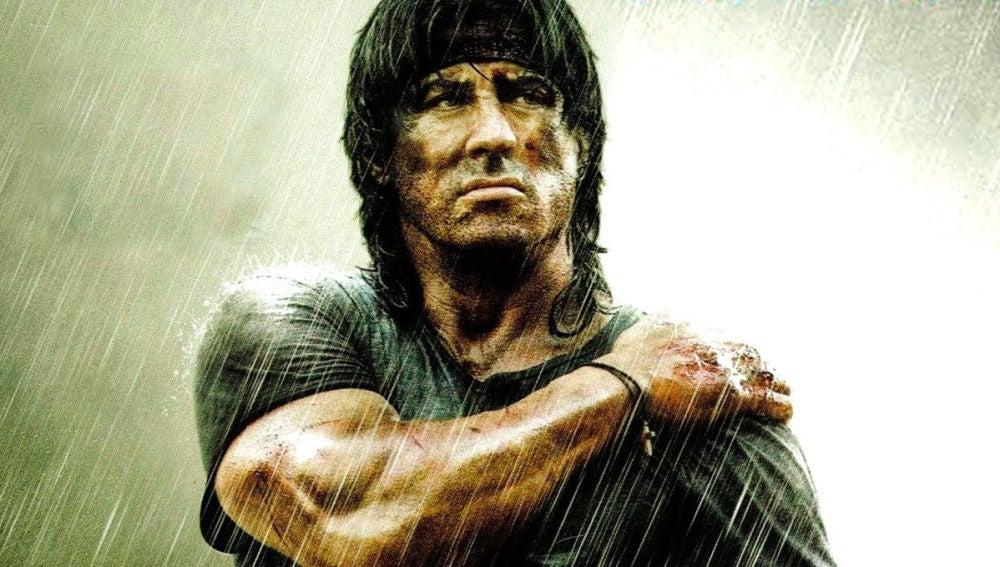 Sylvester Stallone vuelve a ser John Rambo