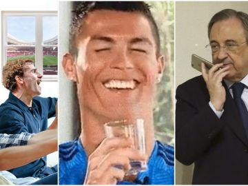 Los memes de la goleada al Madrid