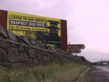 Frontera entre las dos Irlandas