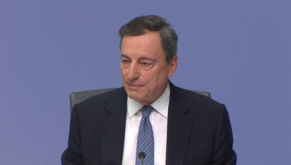 El BCE pone fin al programa de compra deuda