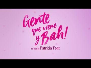 'Gente que viene y Bah', la la adaptación cinematográfica de la popular novela de Laura Norton, se estrenará en España el 18 de enero