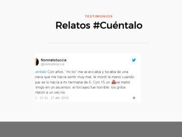 #Cuéntalo, un archivo interactivo que sirve para denunciar la violencia contra mujeres