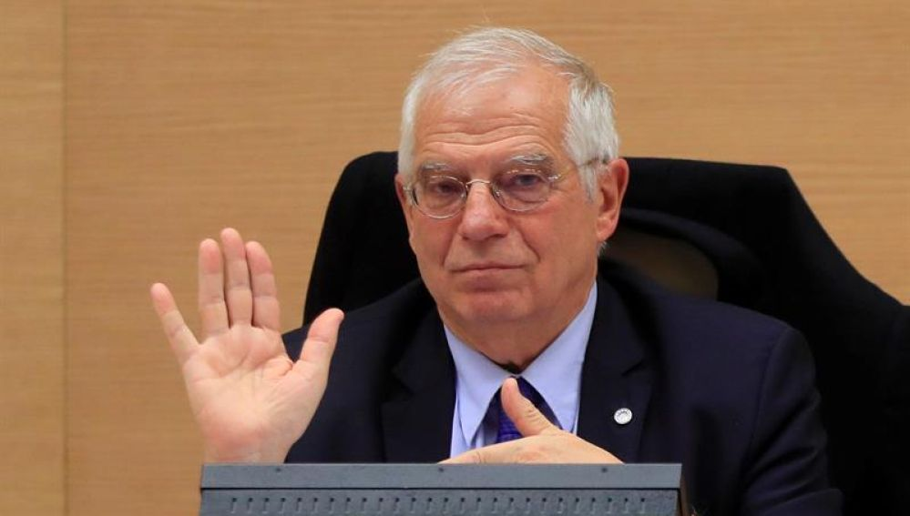 El ministro de Asuntos Exteriores, Unión Europea y Cooperación, Josep Borrell