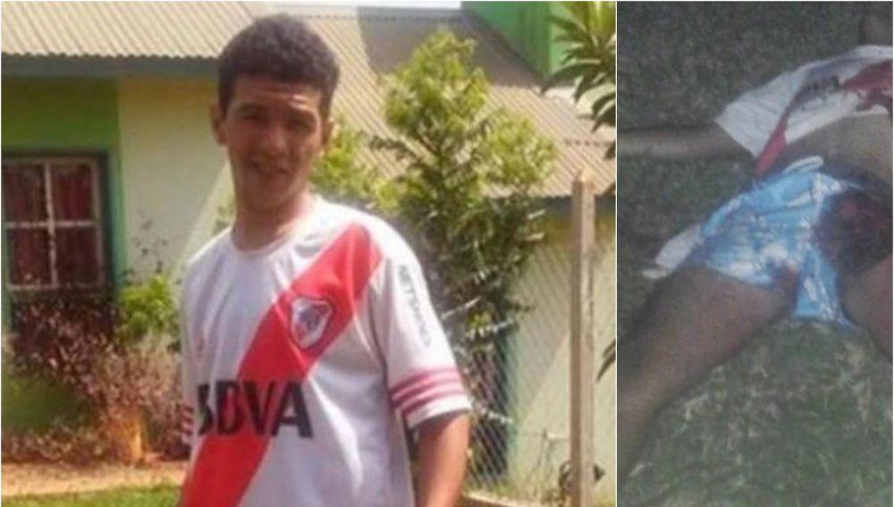 Brutal crimen en Argentina
