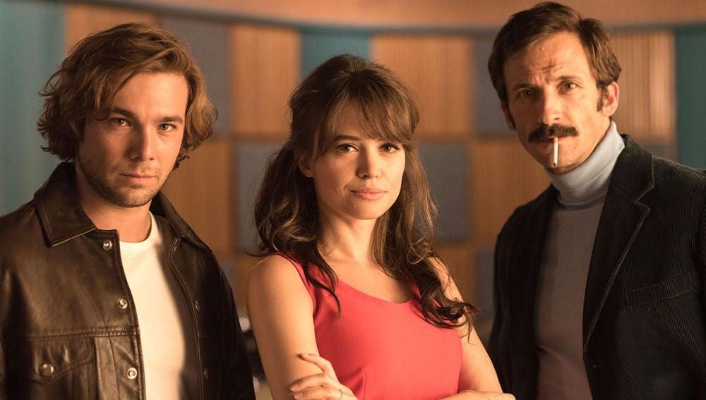 Rober, Maribel y Guillermo