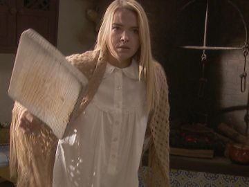 Antolina, a punto de dejar al descubierto su secreto