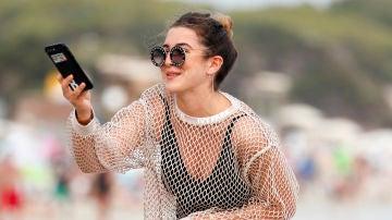 Alba Díaz este verano en Ibiza