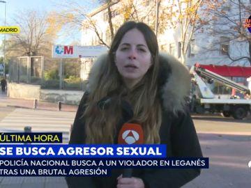 Se busca un violador en Leganés que agredió violentamente a una mujer que iba a trabajar