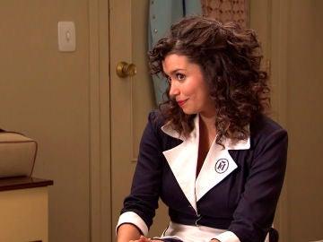 """Amelia a Natalia: """"Admítelo, estás enamorada de Carlos"""""""