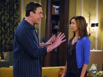 Lily y Marshall en 'Cómo conocí a vuestra madre'