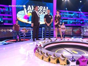 Arturo Valls aprende a decir '¡Ahora Caigo!' en checo