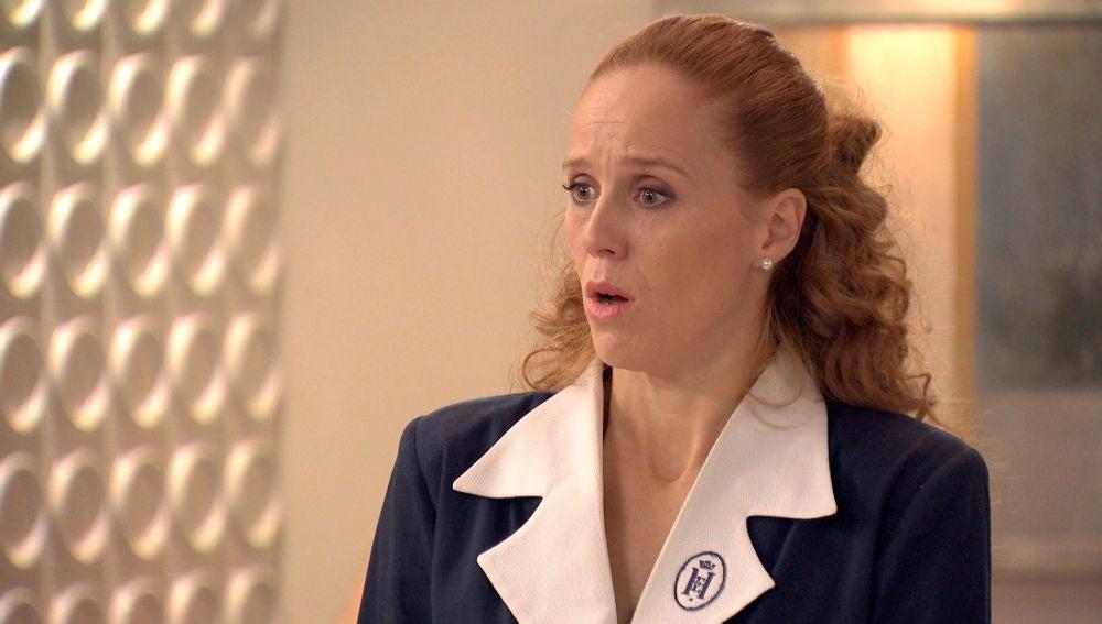 Natalia se queda sin palabras con la respuesta de Ascensión ante su renuncia como gobernanta