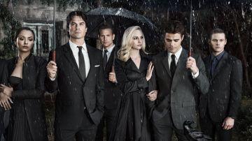 Protagonistas de 'Crónicas Vampíricas'