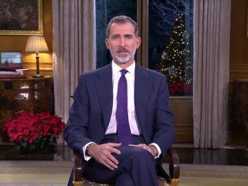 laSexta Noticias 20:00 (25-12-18) Convivencia, Constitución y juventud, claves del discurso del rey