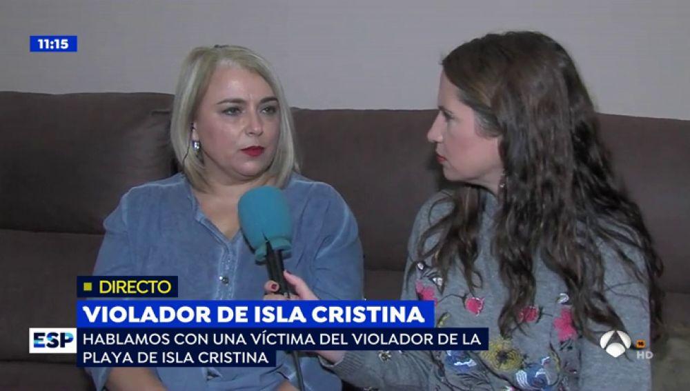 """La terrible agresión sexual a una mujer en Isla Cristina: """"Le arranqué un trozo de lengua cuando intentó besarme con su sucia lengua"""""""