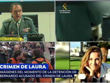 Bernardo Montoya asaltó a Laura Luelmo cuando regresaba del supermercado con la bolsa de la compra