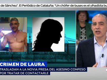 La novia de Bernardo Montoya, asesino de Laura Luelmo, sigue mandándole notas de amor después del crimen