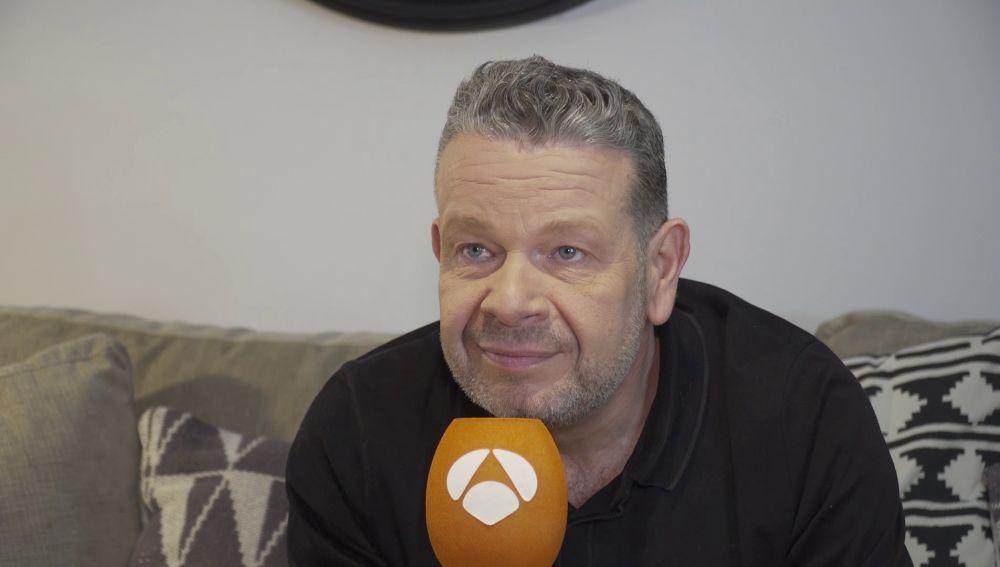 Alberto Chicote da una pista clave sobre cómo irá vestido en la Campanadas de Antena 3