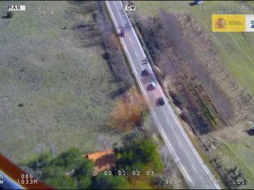 Se reduce el máximo de velocidad a 90 en las carreteras secundarias