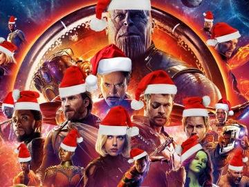 'Vengadores: Infinity Christmas'