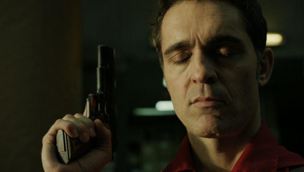 Pedro Alonso en 'La Casa de Papel'