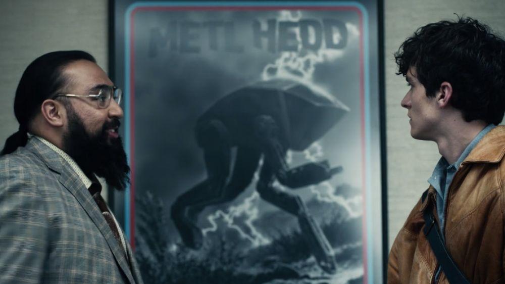 Escena de 'Black Mirror: Bandersnatch'