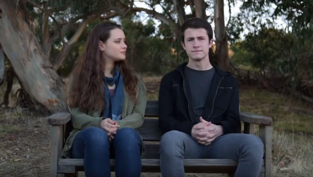 Hannah y Clay - 'Por 13 razones'