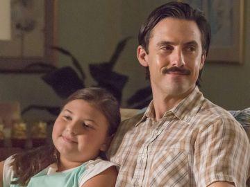 Jack y Kate en 'This is us'