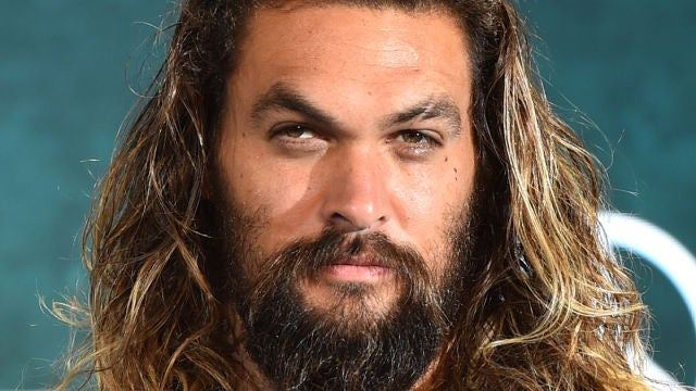 Jason Momoa ahora es 'Aquaman'