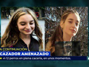 """La madre de la niña de 15 años que ha desaparecido en Navarra: """"Mi hija estaba muy dispersa en amistades, las redes sociale son un monstruo"""""""