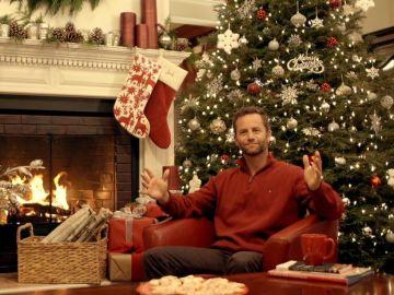 Kirk Cameron en 'Saving Christmas'