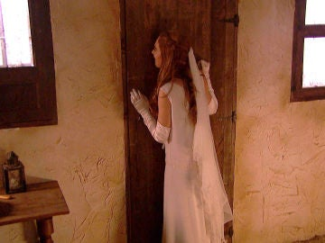 Julieta, secuestrada el día de su boda