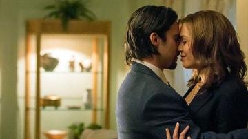 Jack y Rebecca en 'This is Us'