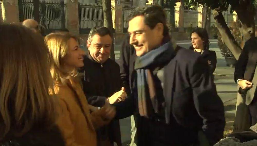 "Juanma Moreno: ""La línea roja es el estatuto de autonomía"""