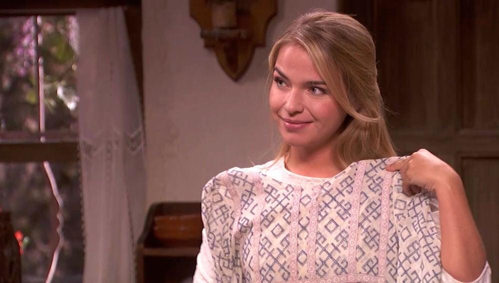 """Antolina: """"Isaac y yo haremos un segundo intento para tener un hijo"""""""