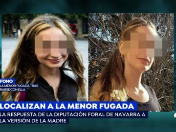 """Encuentran a la joven de 15 años desaparecida en Navarra: """"Mi hija y yo tenemos muchas conversaciones pendientes"""""""