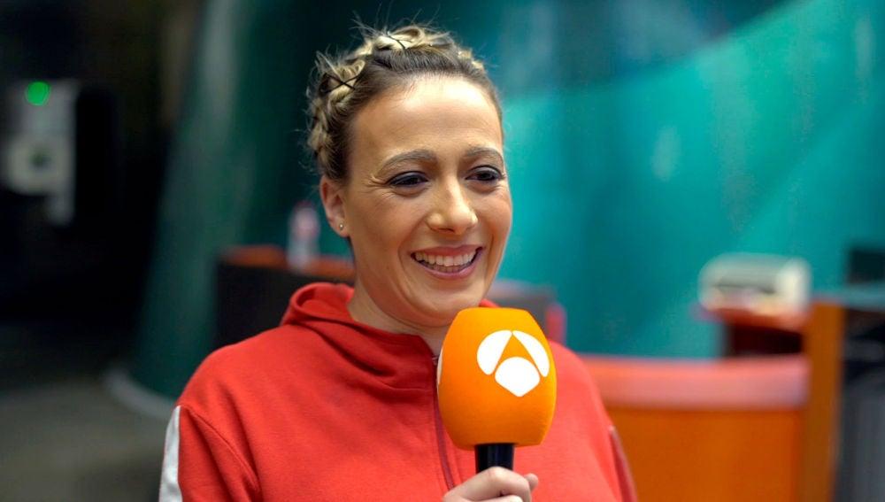 """María Villalón: """"Cantar con Pablo Alborán es lo más grande que me ha pasado en la vida"""""""