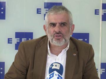 """Ciudadanos acusa a Pedro Sánchez de tener """"componendas secretas"""" con Torra"""
