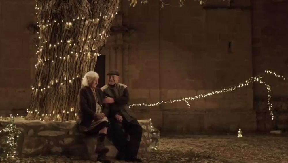 Un matrimonio de octogenarios, únicos habitantes de un pueblo de Teruel, protagonistas del conmovedor anuncio de Land Rover