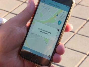 Una aplicación ofrece en exclusiva vehículos adaptados para personas con movilidad reducida