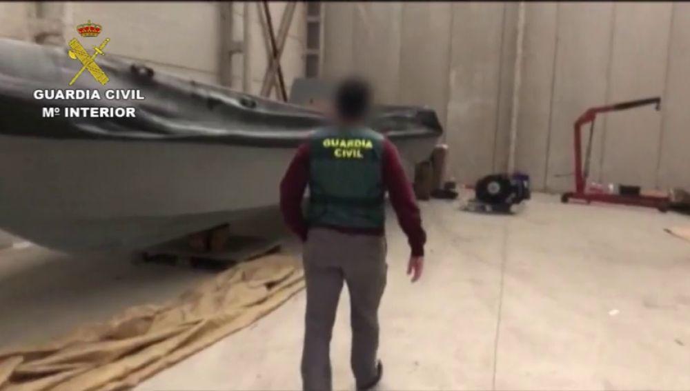 Desarticulada en Andalucía una organización acusada de blanqueo de capitales procedentes del narcotráfico