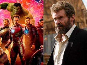 'Vengadores: Endgame' y Hugh Jackman como Lobezno
