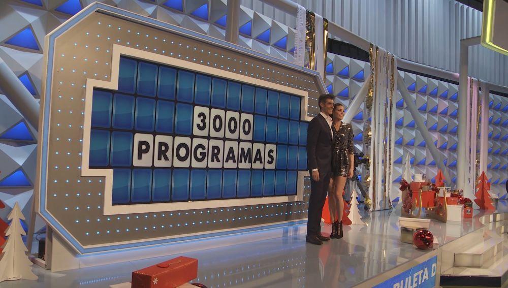 programa 3000 la ruleta