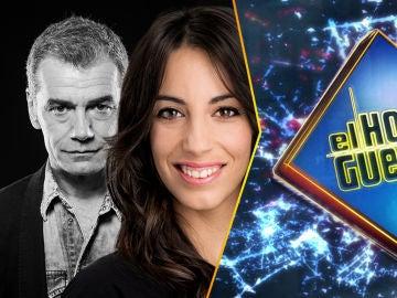 El próximo martes subimos el telón para recibir en 'El Hormiguero 3.0' a los actores Toni Cantó y Almudena Cid