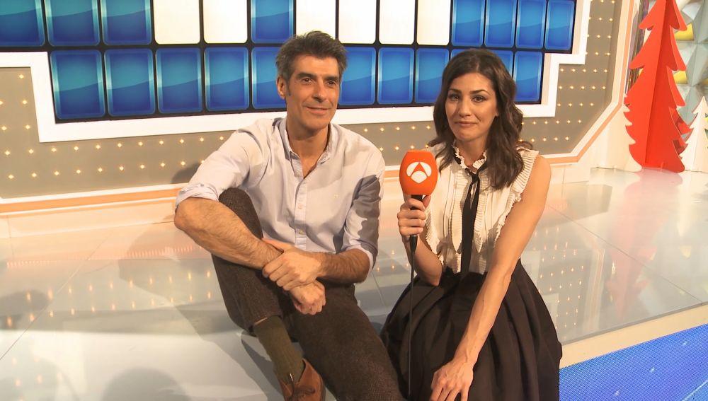 Entrevista Jorge Fernández y Laura Moure