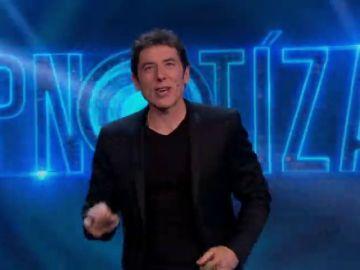 Este viernes estreno de 'Hipnotízame' a las 22:00 en Antena 3