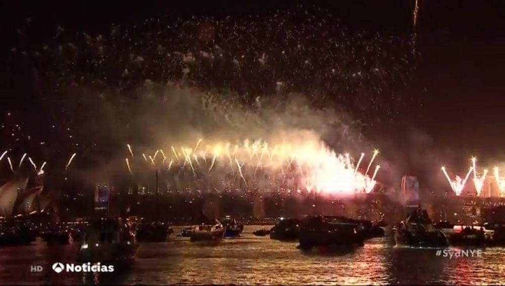 ¡Feliz 2019! Así se la bienvenida al año nuevo por todo el mundo